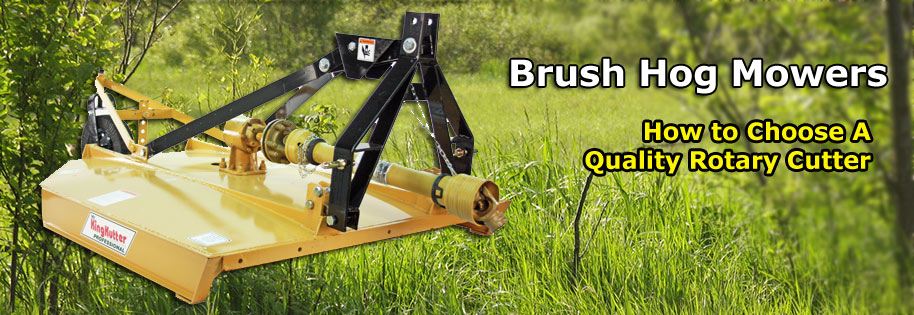 Top Link For Brush Hog : Brush hog mowers cutters